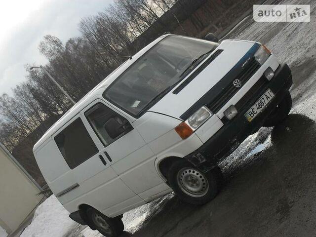 Фольксваген T4 (Transporter) пасс., об'ємом двигуна 2.4 л та пробігом 380 тис. км за 4000 $, фото 1 на Automoto.ua