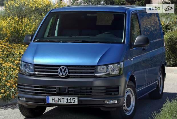 Фольксваген Т6 (Транспортер) вант., об'ємом двигуна 1.97 л та пробігом 1 тис. км за 43982 $, фото 1 на Automoto.ua