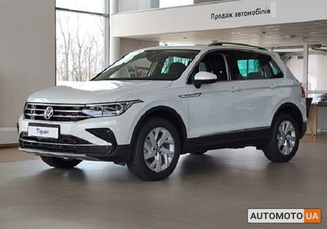купить новое авто Фольксваген Тигуан 2021 года от официального дилера Автоцентр Запад Volkswagen Фольксваген фото