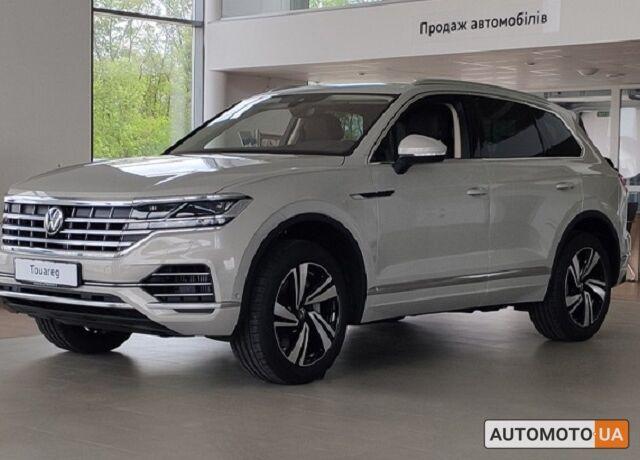 купить новое авто Фольксваген Туарег 2021 года от официального дилера Автоцентр Запад Volkswagen Фольксваген фото