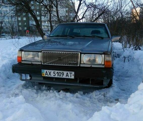 Вольво 760, об'ємом двигуна 2.4 л та пробігом 130 тис. км за 1350 $, фото 1 на Automoto.ua