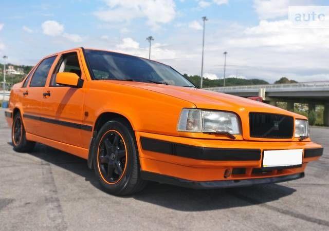 Апельсин Вольво 850, об'ємом двигуна 2.5 л та пробігом 360 тис. км за 4950 $, фото 1 на Automoto.ua