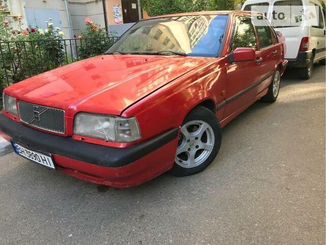 Червоний Вольво 850, об'ємом двигуна 2.5 л та пробігом 3 тис. км за 2000 $, фото 1 на Automoto.ua
