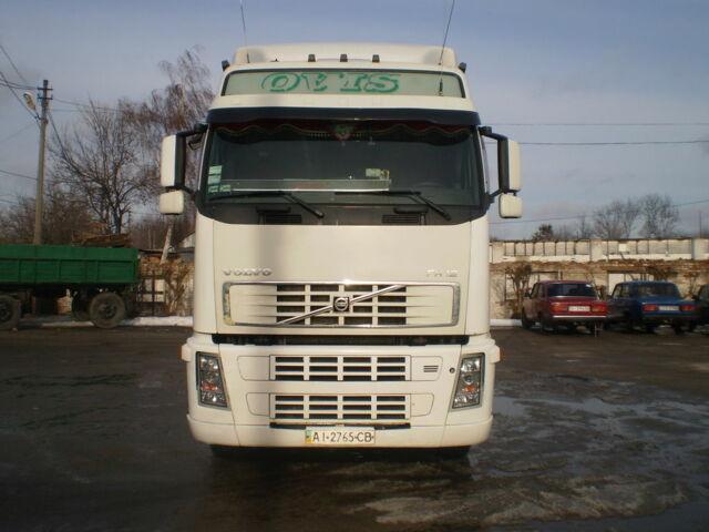 Білий Вольво FH, об'ємом двигуна 0 л та пробігом 1200 тис. км за 15500 $, фото 1 на Automoto.ua