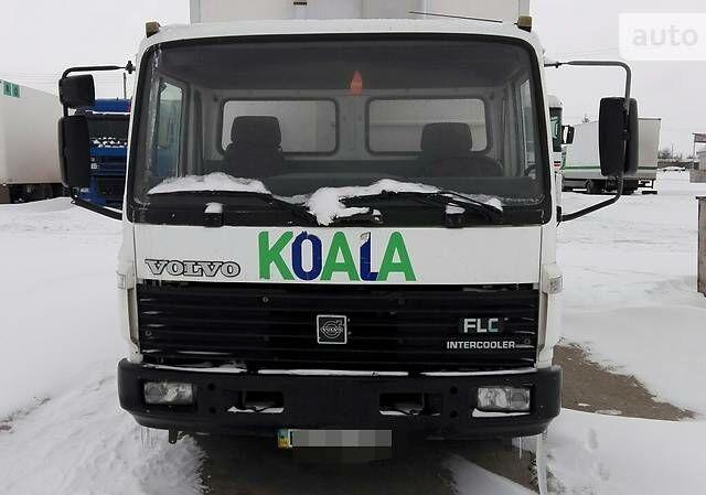 Белый Вольво ФЛЦ, объемом двигателя 0 л и пробегом 200 тыс. км за 8000 $, фото 1 на Automoto.ua