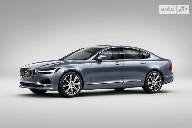 Вольво S90, об'ємом двигуна 1.97 л та пробігом 1 тис. км за 64386 $, фото 1 на Automoto.ua