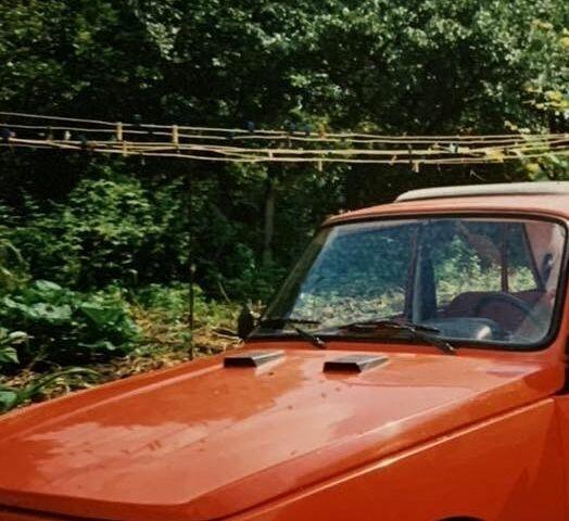 Красный Вартбург 353, объемом двигателя 1.3 л и пробегом 50 тыс. км за 500 $, фото 1 на Automoto.ua