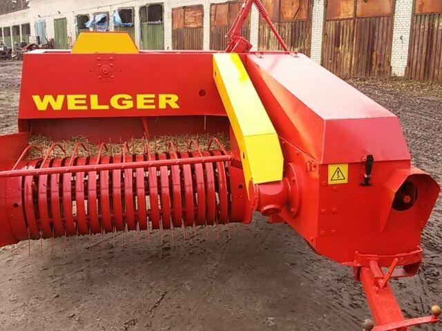 Красный Велгер АП 41, объемом двигателя 0 л и пробегом 1 тыс. км за 3200 $, фото 1 на Automoto.ua