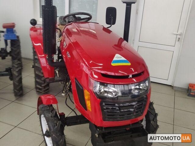 Красный Хингтаи 220, объемом двигателя 17 л и пробегом 0 тыс. км за 3600 $, фото 1 на Automoto.ua
