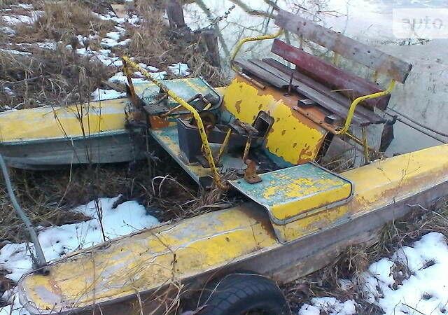Оранжевый Янтарь 1, объемом двигателя 0 л и пробегом 1 тыс. км за 250 $, фото 1 на Automoto.ua
