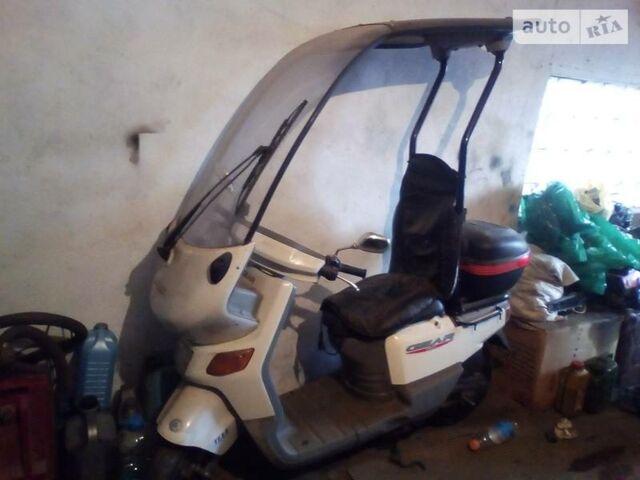 Белый Ямаха ГТ, объемом двигателя 0 л и пробегом 167 тыс. км за 500 $, фото 1 на Automoto.ua