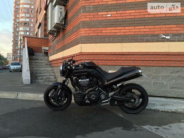 Черный Ямаха MT, объемом двигателя 1.64 л и пробегом 8 тыс. км за 10000 $, фото 1 на Automoto.ua