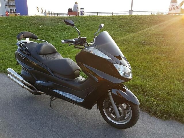 Черный Ямаха Маджести, объемом двигателя 0.4 л и пробегом 26 тыс. км за 2700 $, фото 1 на Automoto.ua