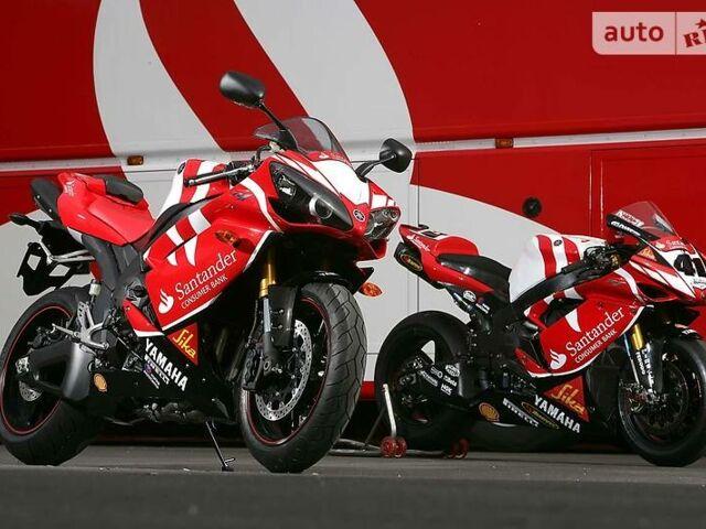 Червоний Ямаха R1, об'ємом двигуна 1 л та пробігом 18 тис. км за 7000 $, фото 1 на Automoto.ua