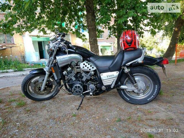 Черный Ямаха ВМАКС, объемом двигателя 1.2 л и пробегом 17 тыс. км за 5700 $, фото 1 на Automoto.ua