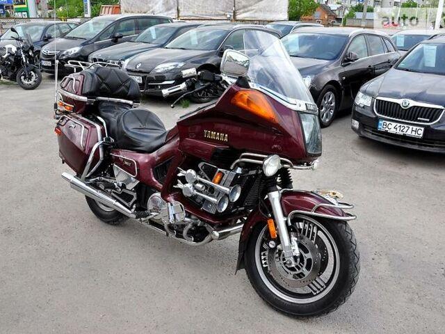Вишневий Ямаха Вентура, об'ємом двигуна 1.2 л та пробігом 70 тис. км за 3999 $, фото 1 на Automoto.ua
