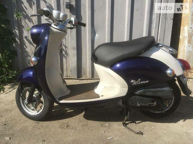 Фиолетовый Ямаха Вино, объемом двигателя 0.05 л и пробегом 21 тыс. км за 520 $, фото 1 на Automoto.ua