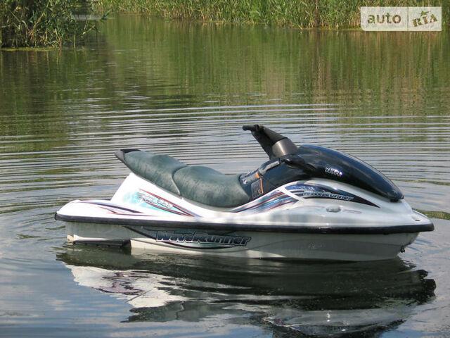 Зеленый Ямаха ВавРанер, объемом двигателя 0.12 л и пробегом 2 тыс. км за 4499 $, фото 1 на Automoto.ua