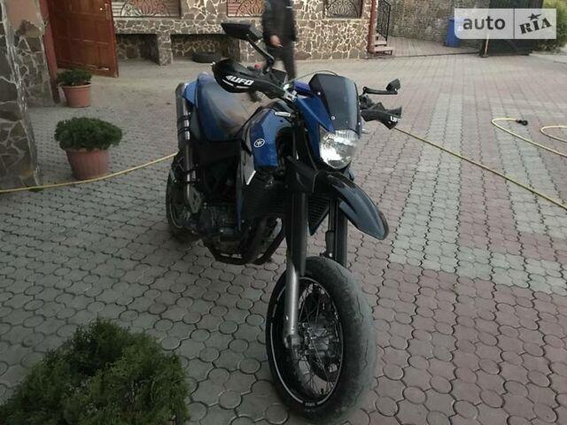 Синий Ямаха КсТ, объемом двигателя 0.66 л и пробегом 25 тыс. км за 3200 $, фото 1 на Automoto.ua
