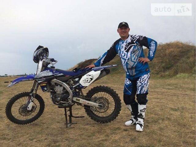 Синий Ямаха УЗ, объемом двигателя 0.45 л и пробегом 2 тыс. км за 3500 $, фото 1 на Automoto.ua