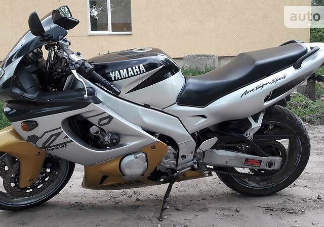 Ямаха УЗФ, объемом двигателя 0.6 л и пробегом 22 тыс. км за 4000 $, фото 1 на Automoto.ua