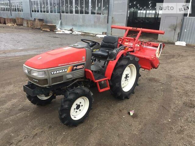 Красный Янмар Ф220, объемом двигателя 0 л и пробегом 1 тыс. км за 6600 $, фото 1 на Automoto.ua