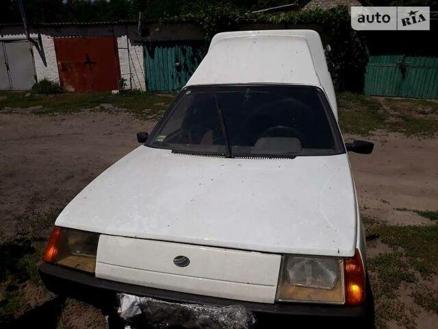 Белый ЗАЗ 1102 Таврия, объемом двигателя 1.2 л и пробегом 20 тыс. км за 1400 $, фото 1 на Automoto.ua