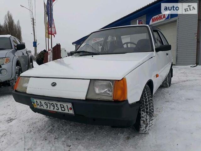 Белый ЗАЗ 1102 Таврия, объемом двигателя 1.2 л и пробегом 140 тыс. км за 1400 $, фото 1 на Automoto.ua