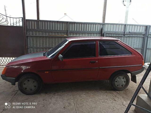 Красный ЗАЗ 1102 Таврия, объемом двигателя 1.2 л и пробегом 10 тыс. км за 1499 $, фото 1 на Automoto.ua