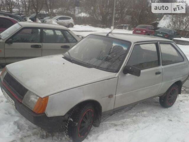 Серебряный ЗАЗ 1102 Таврия, объемом двигателя 1.2 л и пробегом 5 тыс. км за 850 $, фото 1 на Automoto.ua