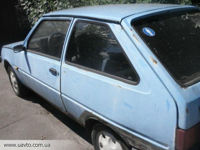 Синий ЗАЗ 1102 Таврия, объемом двигателя 1.1 л и пробегом 150 тыс. км за 286 $, фото 1 на Automoto.ua