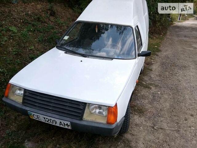 Белый ЗАЗ 1103 Славута, объемом двигателя 1.3 л и пробегом 1 тыс. км за 1400 $, фото 1 на Automoto.ua