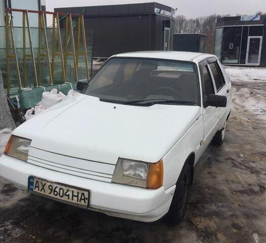 Белый ЗАЗ 1103 Славута, объемом двигателя 1.2 л и пробегом 140 тыс. км за 1500 $, фото 1 на Automoto.ua