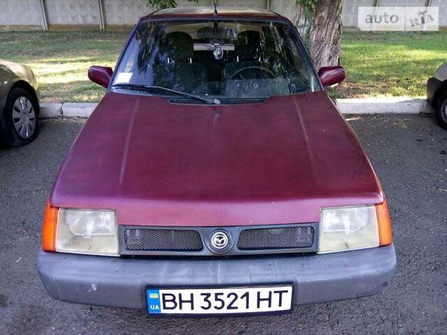Красный ЗАЗ 1103 Славута, объемом двигателя 1.2 л и пробегом 170 тыс. км за 1300 $, фото 1 на Automoto.ua