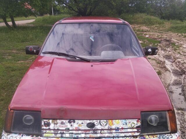 Красный ЗАЗ 1103 Славута, объемом двигателя 12 л и пробегом 1 тыс. км за 746 $, фото 1 на Automoto.ua