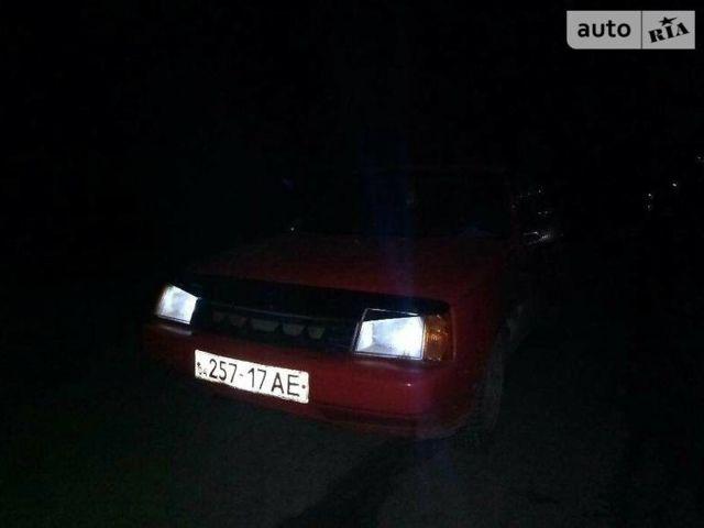Красный ЗАЗ 1103 Славута, объемом двигателя 1.2 л и пробегом 73 тыс. км за 1087 $, фото 1 на Automoto.ua