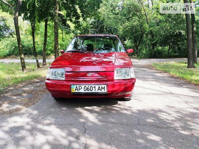 Красный ЗАЗ 1103 Славута, объемом двигателя 1.2 л и пробегом 115 тыс. км за 2500 $, фото 1 на Automoto.ua