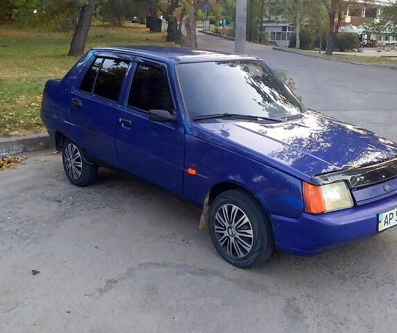 ЗАЗ 1103 Славута, об'ємом двигуна 1.2 л та пробігом 63 тис. км за 1100 $, фото 1 на Automoto.ua