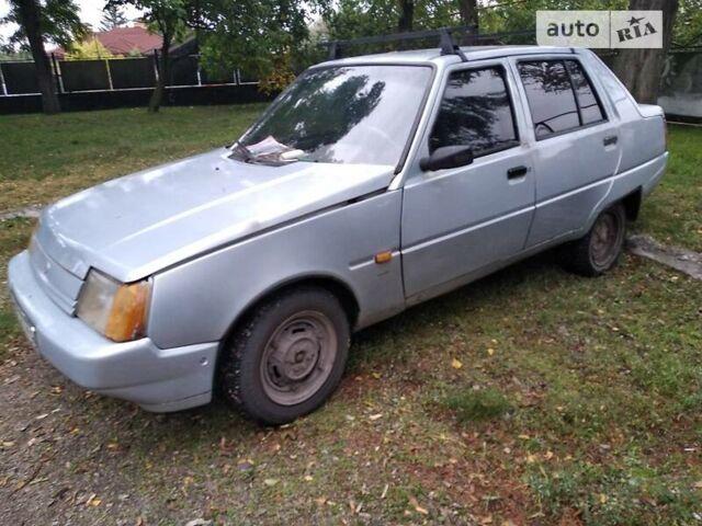 Серый ЗАЗ 1103 Славута, объемом двигателя 1.2 л и пробегом 90 тыс. км за 1000 $, фото 1 на Automoto.ua