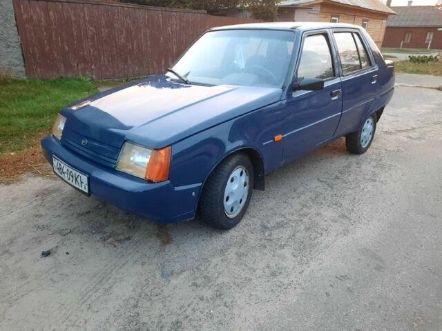 Синій ЗАЗ 1103 Славута, об'ємом двигуна 1.3 л та пробігом 124 тис. км за 1250 $, фото 1 на Automoto.ua