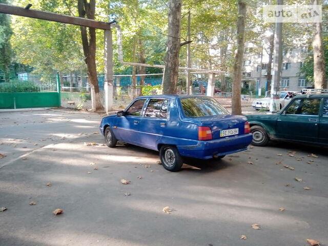 Синий ЗАЗ 1103 Славута, объемом двигателя 1.2 л и пробегом 150 тыс. км за 1500 $, фото 1 на Automoto.ua