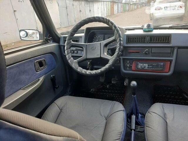 Синий ЗАЗ 1103 Славута, объемом двигателя 1.2 л и пробегом 140 тыс. км за 2000 $, фото 1 на Automoto.ua