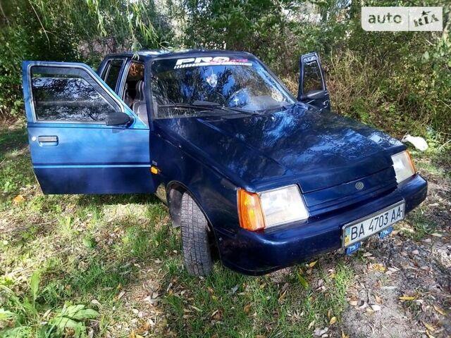 Синій ЗАЗ 1103 Славута, об'ємом двигуна 1.2 л та пробігом 70 тис. км за 1650 $, фото 1 на Automoto.ua