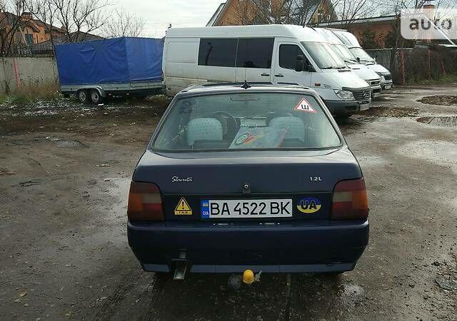 Синій ЗАЗ 1103 Славута, об'ємом двигуна 0.06 л та пробігом 77 тис. км за 2000 $, фото 1 на Automoto.ua
