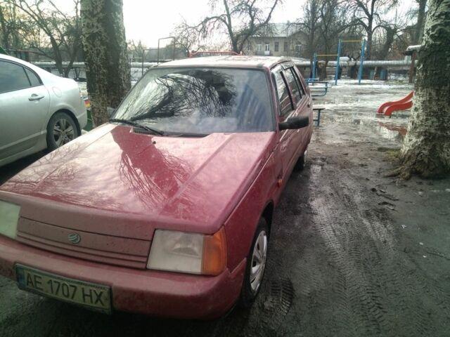 Вишнёвый ЗАЗ 1103 Славута, объемом двигателя 1.3 л и пробегом 150 тыс. км за 1500 $, фото 1 на Automoto.ua