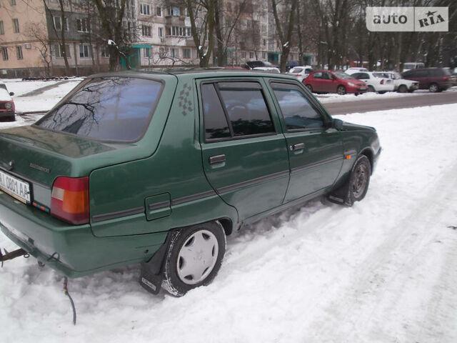 Зеленый ЗАЗ 1103 Славута, объемом двигателя 1.2 л и пробегом 128 тыс. км за 1450 $, фото 1 на Automoto.ua