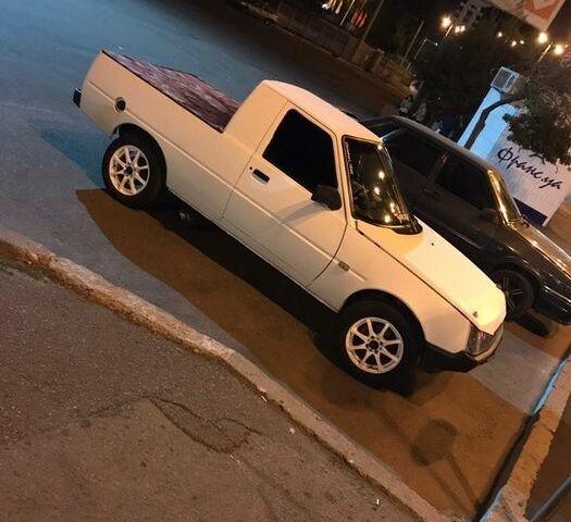 Белый ЗАЗ 1105 Дана, объемом двигателя 1.2 л и пробегом 111 тыс. км за 1500 $, фото 1 на Automoto.ua