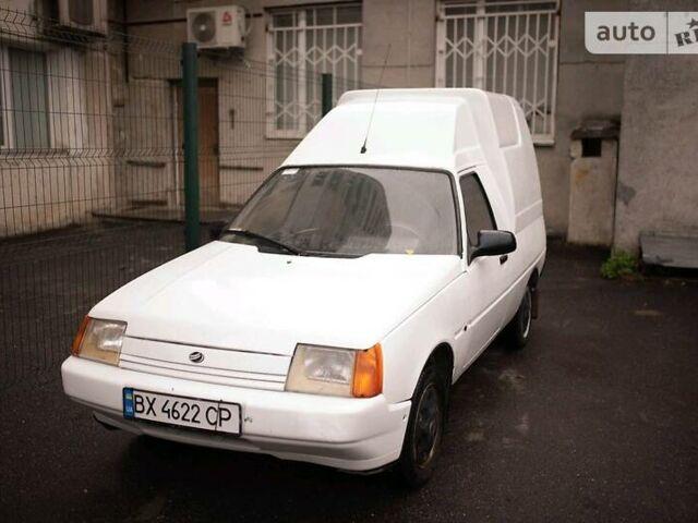 Білий ЗАЗ 1105 Дана, об'ємом двигуна 0 л та пробігом 217 тис. км за 1200 $, фото 1 на Automoto.ua