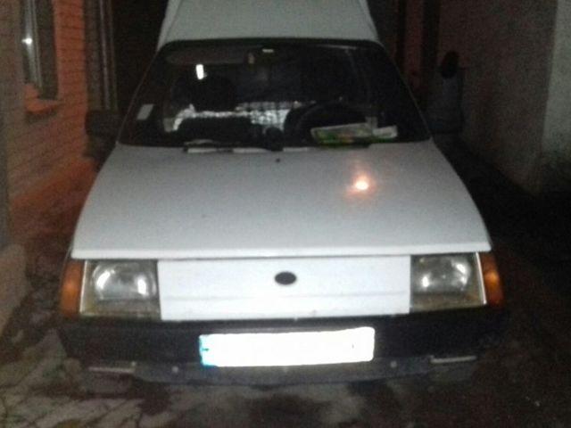 Белый ЗАЗ 1105 Дана, объемом двигателя 12 л и пробегом 43 тыс. км за 919 $, фото 1 на Automoto.ua