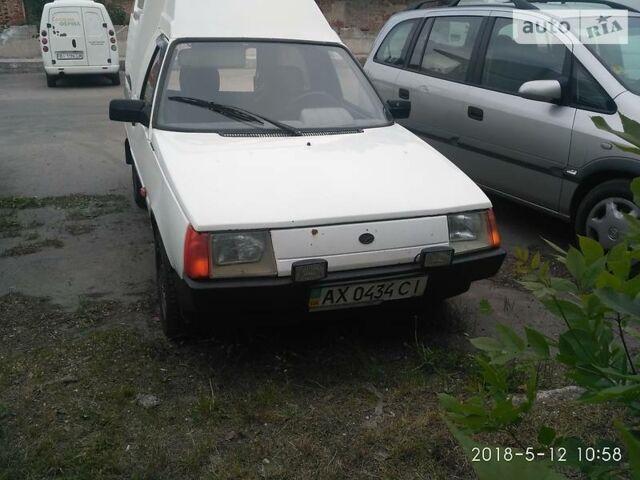 Белый ЗАЗ 1105 Дана, объемом двигателя 1.2 л и пробегом 288 тыс. км за 1000 $, фото 1 на Automoto.ua